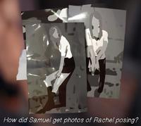 Sala do Samuel-Rachel Posando