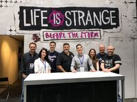 Deck Nine Games at E3 2017