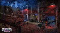 Scott Willhite Interior da Serraria Bar