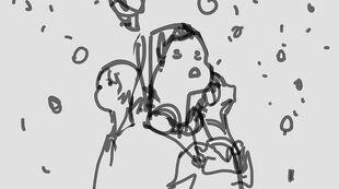 Unused Concept Art Sketch