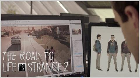 The Road to Life is Strange 2 ESRB