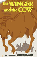 The winger and the cow