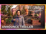 Life is Strange- True Colors - Announce Trailer -PEGI-