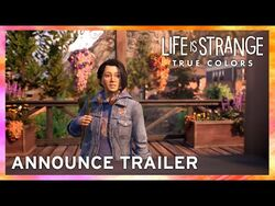 Life is Strange- True Colors - Announce Trailer -PEGI-