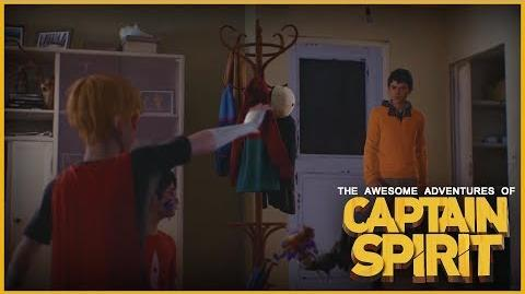 O retorno de Captain Spirit em Life is Strange 2 - Ep 2 PEGI