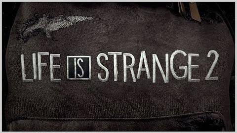 Life is Strange 2 Anúncio da data do primeiro episódio