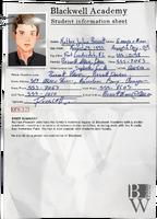 Nathan Student File