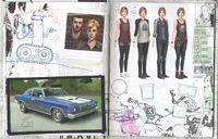 Artbook BtS 6
