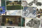 Pages 15 and 16 Art Book