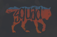 Sean Diaz Wolf Squad Hoodie Logo