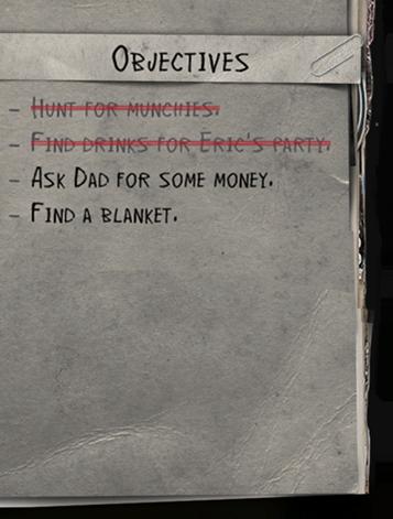 Objectives (Season 2)