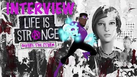 Life is Strange Before The Storm Interview w Deck Nine Games' Zak Garriss & David Hein