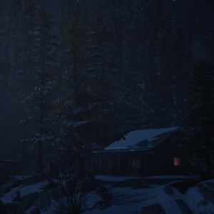 Abandoned Cabin titlescreen.png
