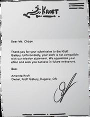 Kroft Gallery letter.png