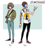 LIS max and chloe 2014 outfits claudia leonardi COLOR 1