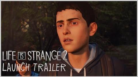 Life is Strange 2 - Trailer de Lançamento