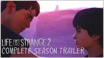 The Complete Season Trailer - Life is Strange 2 ESRB