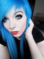 Ira Vampira Chloe's Hair Colour