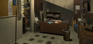 Janitor office