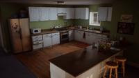Diaz Household - Kitchen