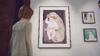 Baby and Dog Cuddling, Child and Parent Walking on beach, Teacher Reading Zeitgeist Gallery