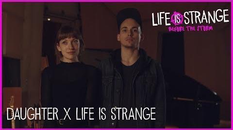 Daughter x Life is Strange ESRB (em inglês)