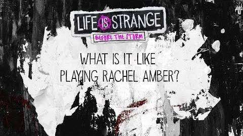 Kylie Brown - Como é dublar a Rachel Amber? (inglês)