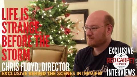 Chris Floyd, diretor de Life is Strange Before the Storm, fala sobre o Episódio 3