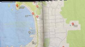 Map LIS
