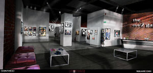 Zeitgeist Gallery Concept Art by Gary Jamroz-Palma