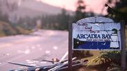Sac arcadia bay ending twin peaks reference