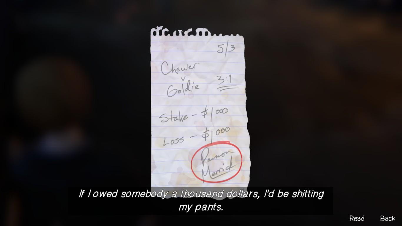Chloe's Notes