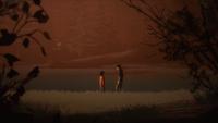 Drifters' Camp Lake (Day) 02
