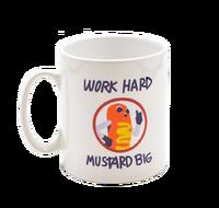 Square Enix Store - Hawt Dawg Man Mug Reward