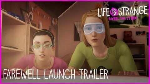 Life is Strange Before the Storm - Trailer de Lançamento do Episódio Farewell Despedida