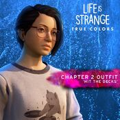 Alex Chen - Chapter 2 Outfit