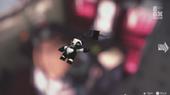 Chloe Jax the Panda Keychain