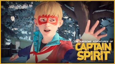 CAPTAIN SPIRIT - Launch Trailer