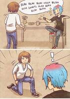 Proposal comic by maarika