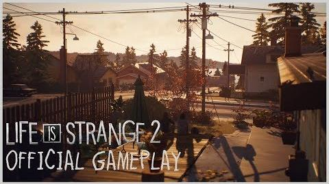 Life is Strange 2 - Official Gameplay - Seattle PEGI