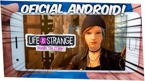 SAIU! Life is Strange Before the Storm (Android) PT-BR