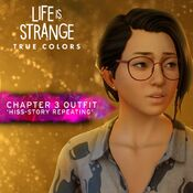 Alex Chen - Chapter 3 Outfit