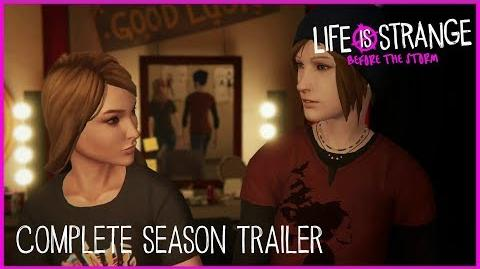 Life is Strange Before the Storm Temporada completa Trailer (inglês)