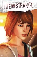 Life Is Strange -1 Cover C Variant Max Game Art Cover