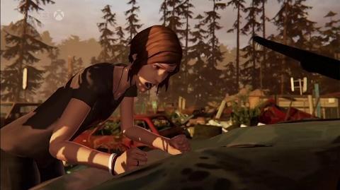 Life Is Strange Before the Storm - Trailer de Anúncio - E3 2017 Microsoft Conference