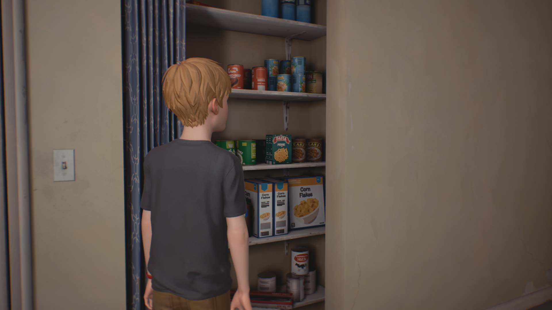 Easter Eggs (Captain Spirit)