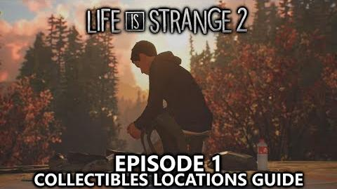 Life is Strange 2 Episode 1 - All Collectibles - Dillydallying Achievement Trophy Guide