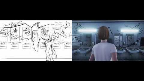 Before the Storm Episode 2 Animação de Abertura
