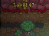 Shambling Dryad