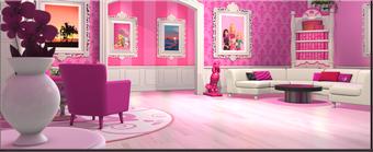 The Barbie Bedroom Barbie Life In The Dreamhouse Wiki Fandom